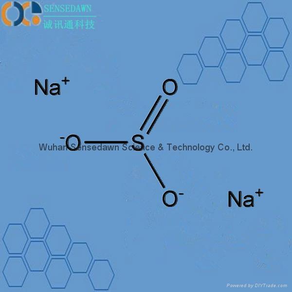 无水亚硫酸钠 1