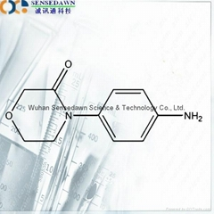 high quality 4-(4-AMINOPHENYL)MORPHOLIN-3-ONE 438056-69-0