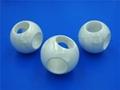 Ceramic Va  e Ball for Fluid Control