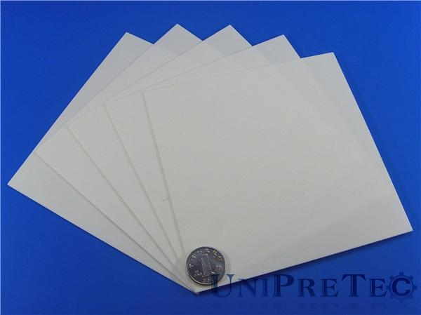 96% Alumina Ceramic Substrate for Thin Film Circuit 1