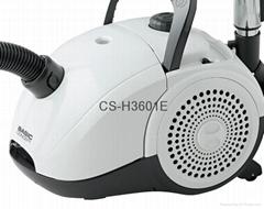 Bagged Vacuum Cleaner wi