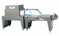 半自動L型套膜收縮包裝機
