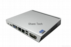 Mini PC X5000 Windows Embedded  Intel I3 3217u 1.8GHz Processor  Default 4GB RAM