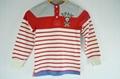 儿童条纹长袖T恤 1
