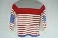儿童条纹长袖T恤 2