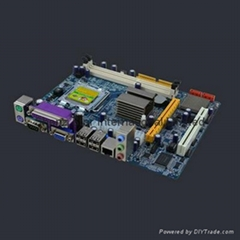 G41 DDR 3+ DDR2 Combo Desktop Motherboard