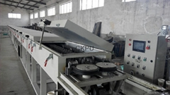PU package type seal strip production line