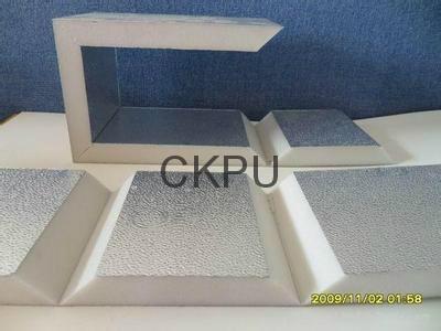 Heat insulation sandwich panel production line  3