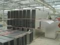 Heat insulation sandwich panel production line  5