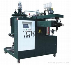 PU panel making machine
