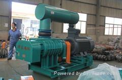 Huadong Three lobe roots blower