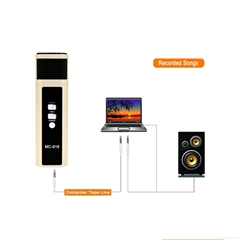 mobile phone microphone for all mobilephone system
