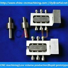 precision 6061 7075 2024 aluminum cnc processing
