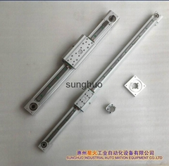 XH-60-TB-L500 Belt Drive Linear Guide Rail