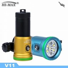 2400 Lumen Underwater Video Light