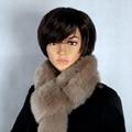 仿狐狸毛圍巾 3
