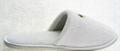 EVA sole super soft white coral fleece