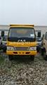 Jac 4*2 Dump Truck BB006 8-ton Loading 75km/h Maximum Speed