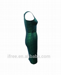 New Design V-neck Party Bandage Dress China Supplier