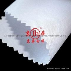 出口專用單面覆膜阿拉伯大袍粘合襯布