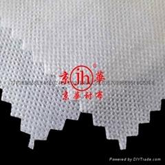 多功能无纺粘合衬布白色