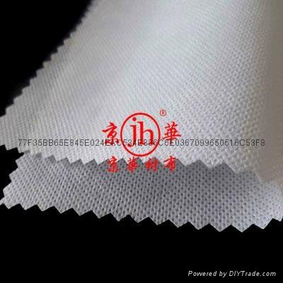多功能无纺粘合衬布白色 2