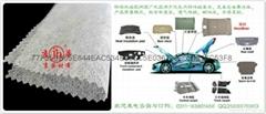 汽車內飾件專用環保復合材料熱熔膠網膜