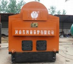 CDZH/CDZL卧式燃煤常压热水锅炉