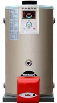 LSS型立式燃油(气)蒸汽锅炉 1
