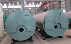 CWNS型卧式燃油(气)热水锅炉