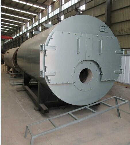 CWNS型卧式燃油(气)热水锅炉 3