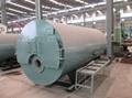 CWNS型卧式燃油(气)热水锅炉 4