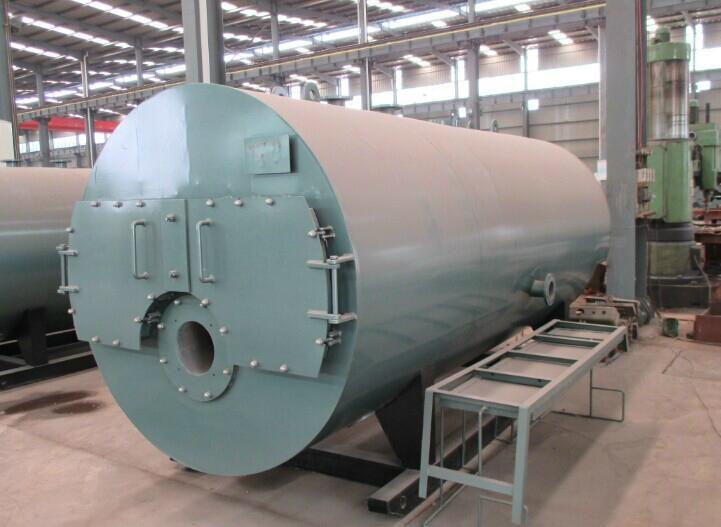 CWNS型卧式燃油(气)热水锅炉 5
