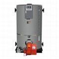 CLHS系列立式燃油(气)常压热水锅炉 2