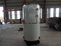 CLHS系列立式燃油(气)常压热水锅炉 3