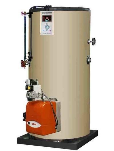 CLHS系列立式燃油(气)常压热水锅炉 4