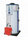 CLHS系列立式燃油(气)常压热水锅炉 5