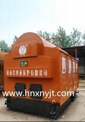 DZH/DZL卧式燃煤蒸汽锅炉