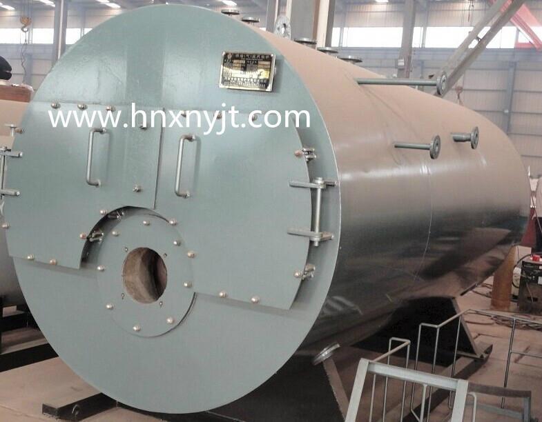 2吨燃气蒸汽锅炉 1