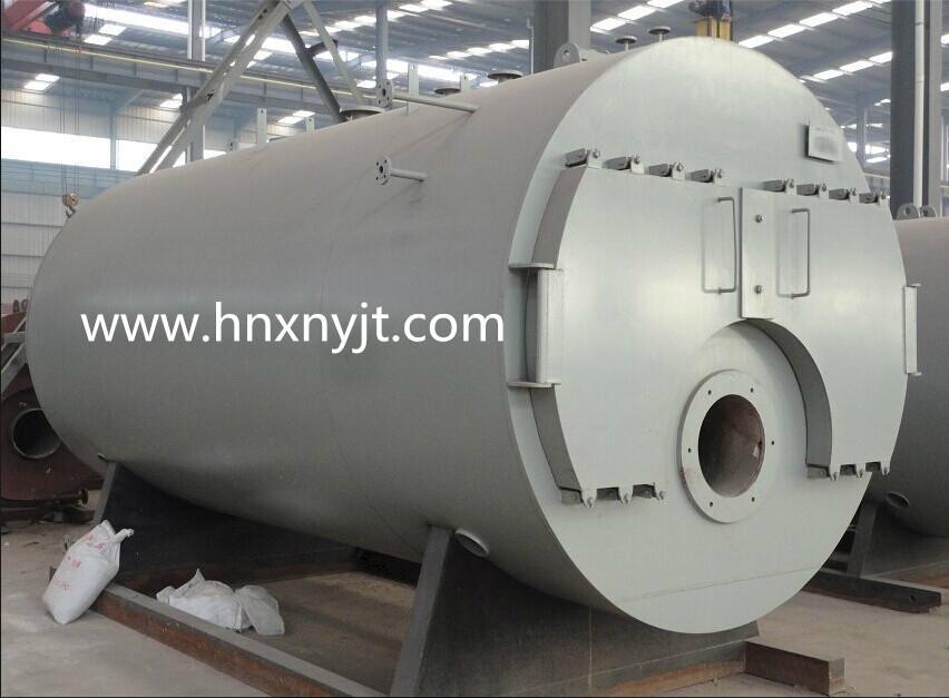 湖北燃气热水锅炉 1