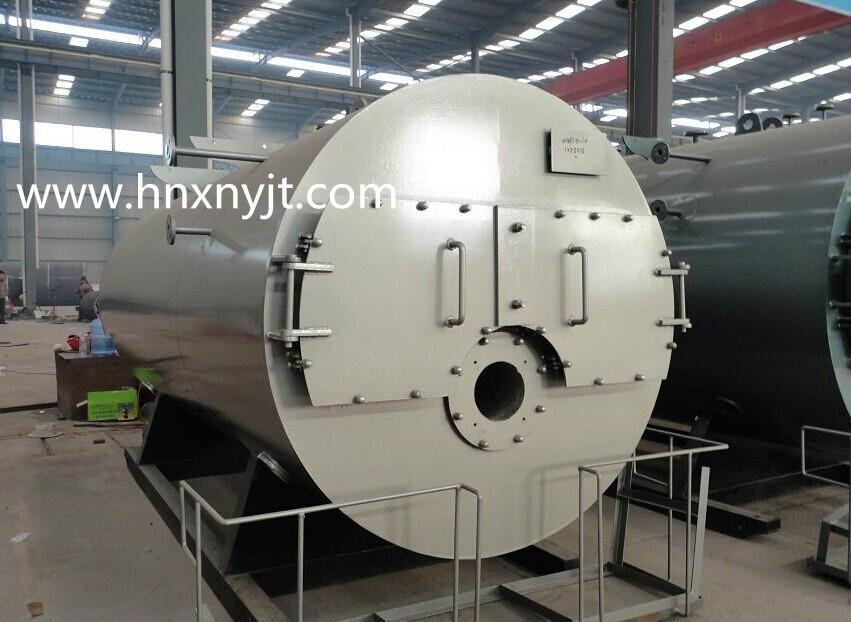 湖北燃气热水锅炉 2
