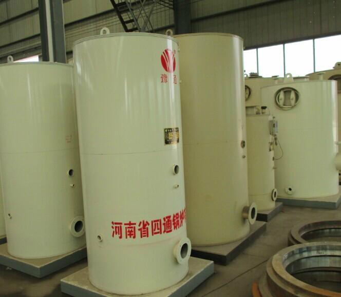 云南全自动燃油燃气蒸汽锅炉 5
