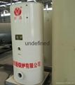 云南立式全自动燃气蒸汽锅炉