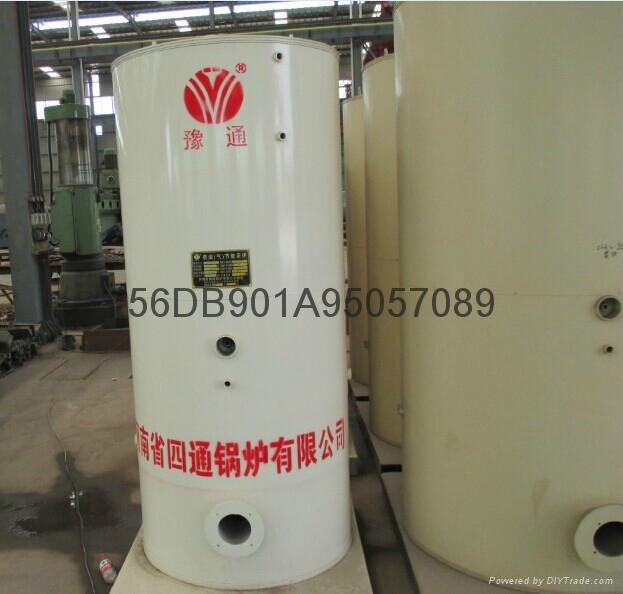 云南1吨燃气蒸汽锅炉 3