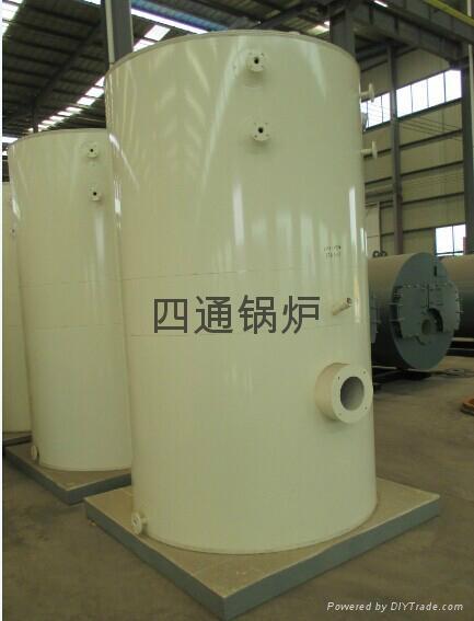 云南1吨燃气蒸汽锅炉 6