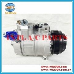 Car air compressor 7SBU16C for BMW 5 SERIES E39 BMW 3 SERIES E46 328i BMW X3 645