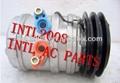Car air compressor  SP10  for Delphi