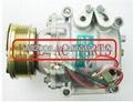 Sanden 3202 auto air compressor suit for
