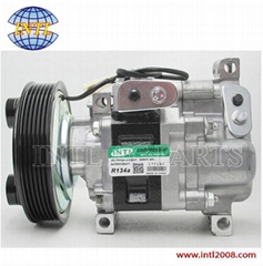 air ac conditioning compressor 03-09 Mazda 3 1.3 1.6 6pk BP4K-61-K00 H12A1AG4DY