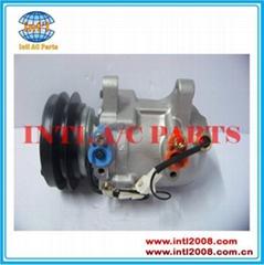 auto ac compressor NVR140S Pulsar/ Sentra B12/ Maxima/ Datsun 810 1 groove 92600